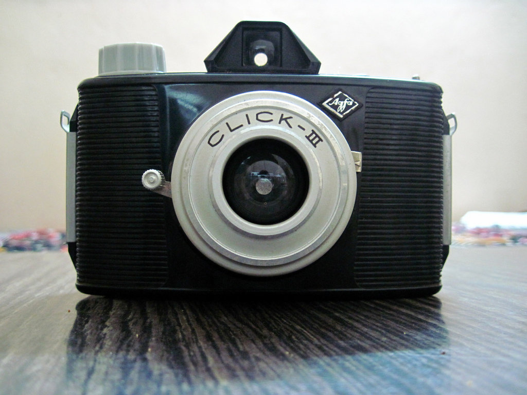 Agfa click 3 - The vintage legend by Sudipto Sarkar on Visioplanet Photography
