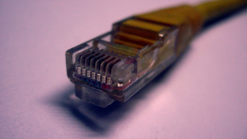 Ethernet by Sudipto Sarkar on Visioplanet Photography