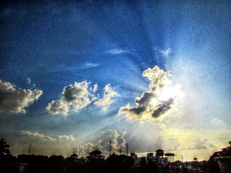 Breaking Through by Sudipto Sarkar on Visioplanet Photography
