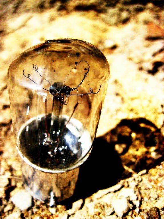 Light Bulb by Sudipto Sarkar on Visioplanet Photography