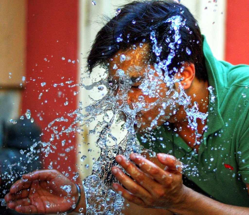 Face Wash by Sudipto Sarkar on Visioplanet