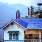 The House On The Mountain by Sudipto Sarkar on Visioplanet Photography