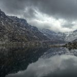 The Tsongmo Lake by Sudipto Sarkar on Visioplanet Photography