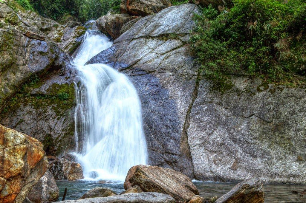 The Last Waterfall by Sudipto Sarkar on Visioplanet