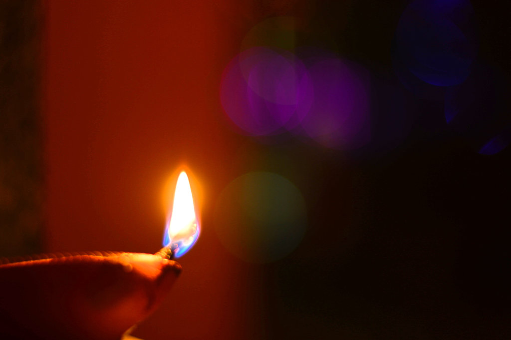The Flame Of Hope by Sudipto Sarkar on Visioplanet