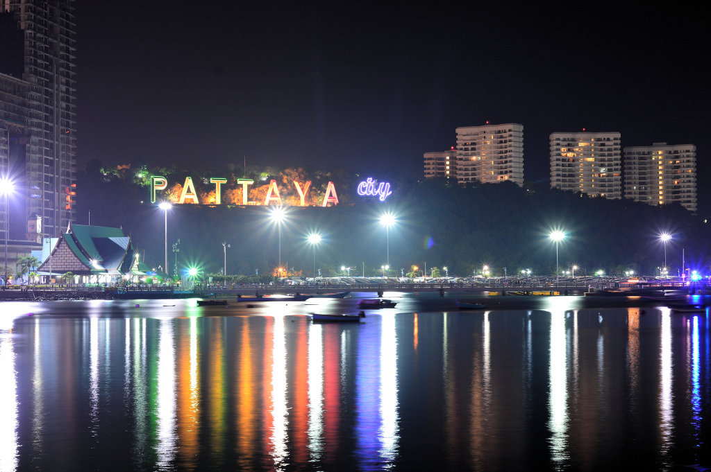 Pattaya by Sudipto Sarkar on Visioplanet