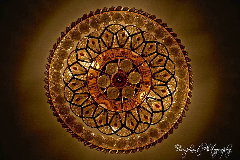Ghost Chandelier by Sudipto Sarkar on Visioplanet Photography