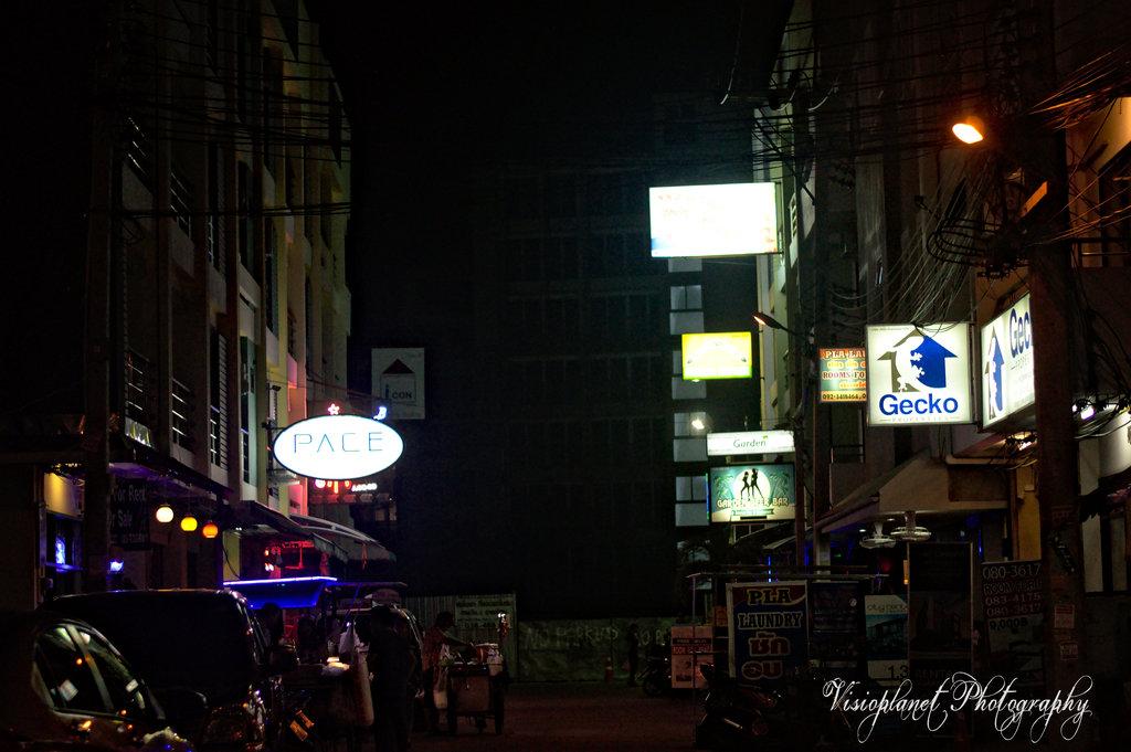 The Dark Alleyway by Sudipto Sarkar on Visioplanet Photography