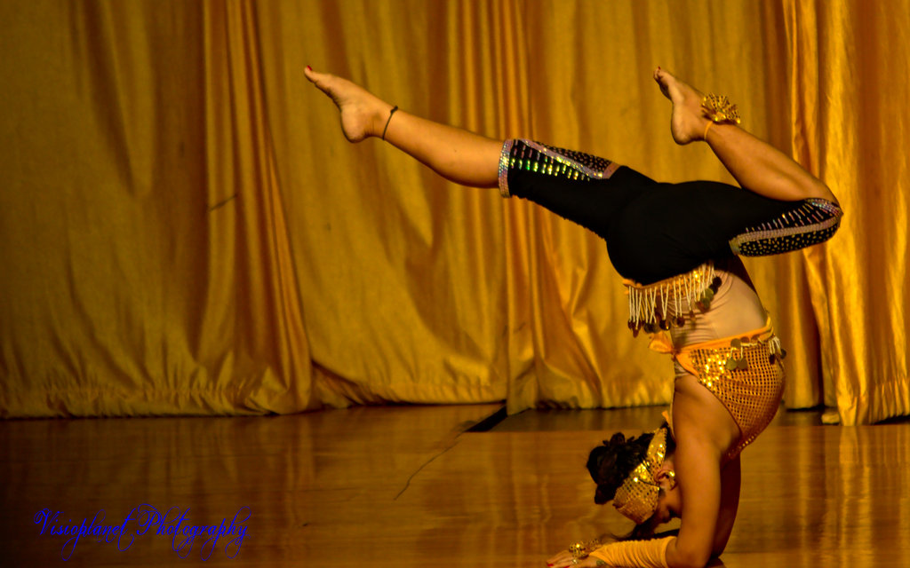 The incredible dancer by Sudipto Sarkar on Visioplanet