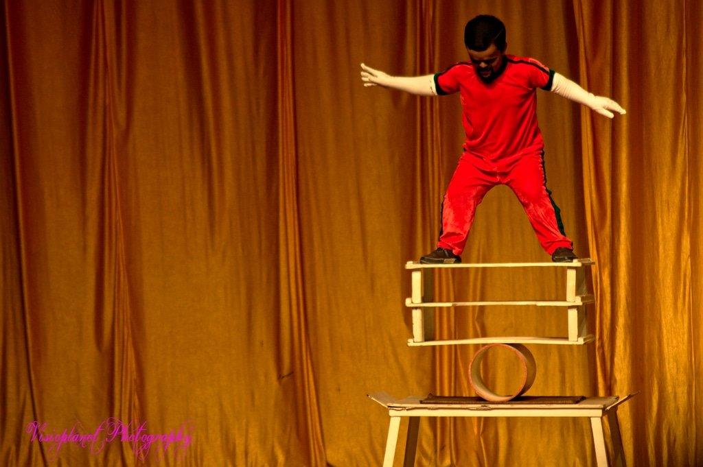 The Showman by Sudipto Sarkar on Visioplanet Photography