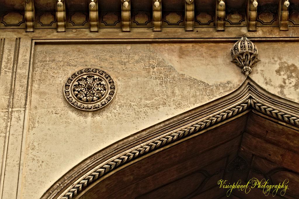 A gate of Charminar